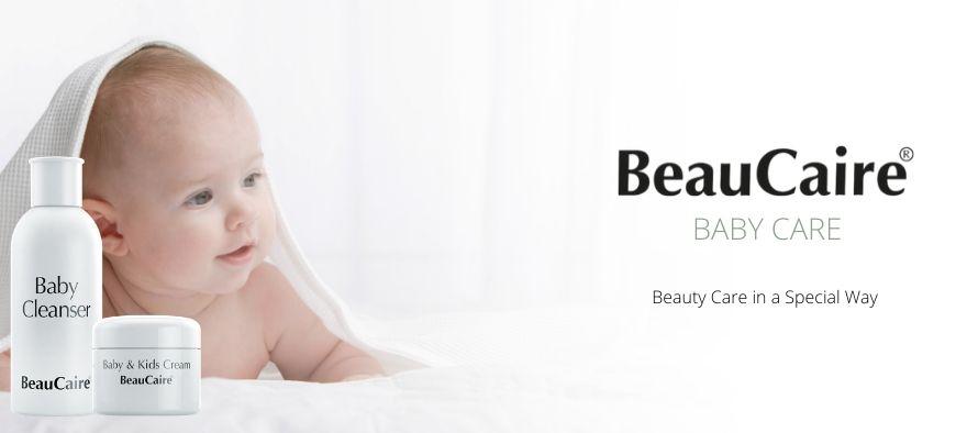 BeauCaire pleje til den sarte baby hud