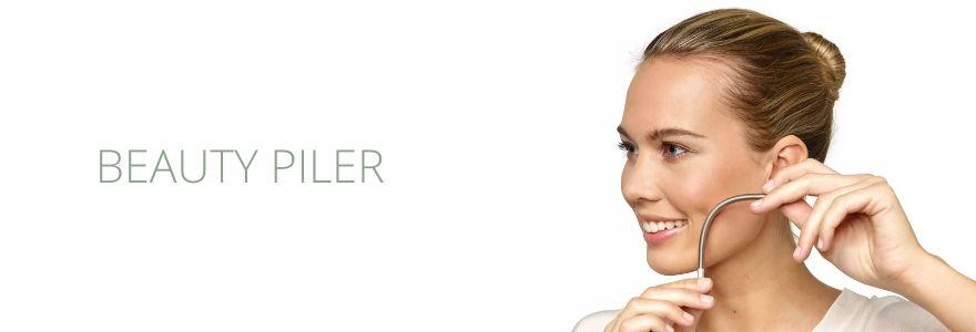 Beauty Piler - Fjern uønsket hårvækst i ansigtet
