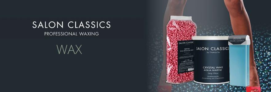 Salon Classics voks produkter til professionelle behandlinger på din klinik