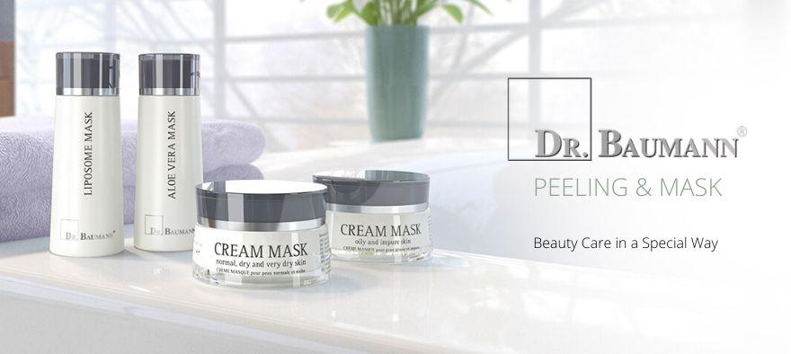 Dr. Baumann Peeling og masker