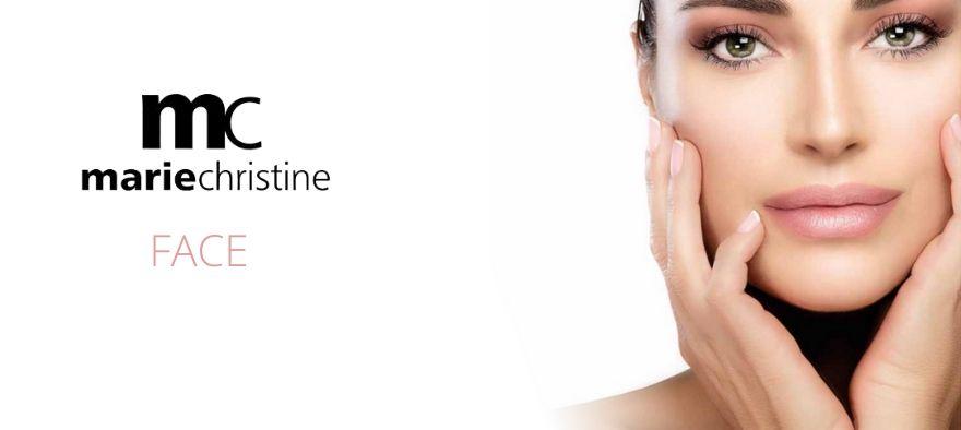 MarieChristine  ansigts makeup med mineraler