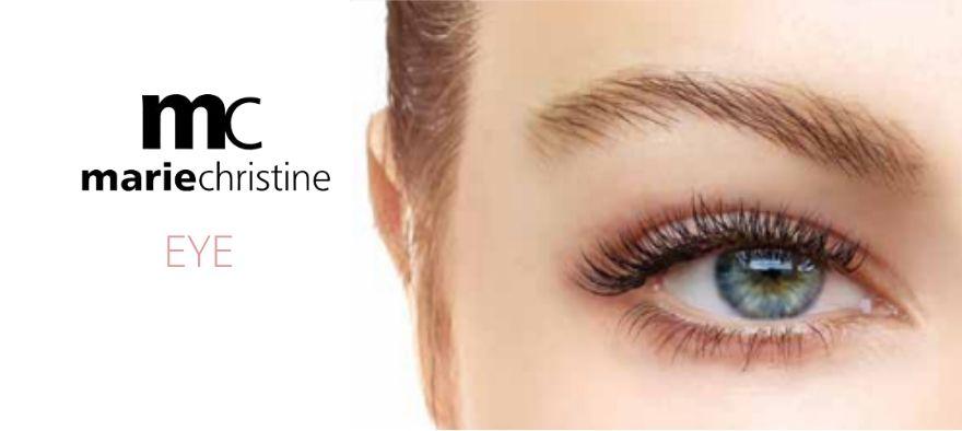 MarieChristine makeup til og omkring øjet