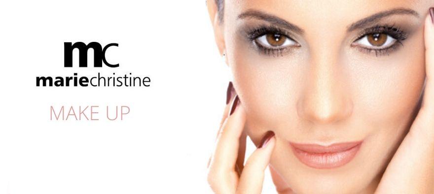 MarieChristine mineralsk makeup til alle hudtyper