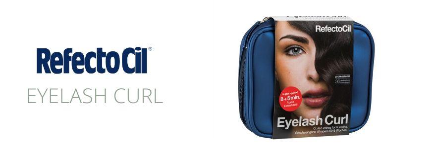 EyeLash Curl Vippebuk fra Refectocil - den perfekte opstartspakke til smukke buede vipper på dine kunder