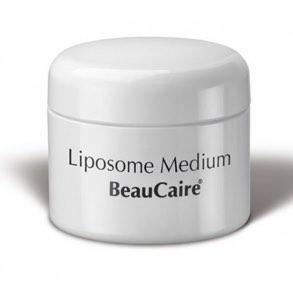 Liposome basispleje