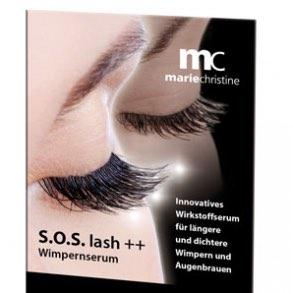 MarieChristine - SOS LASH -  Vippe & bryn Serum