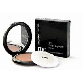 MarieChristine - Soft Compact Powder - Silke