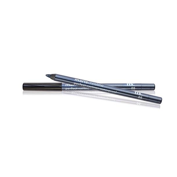 Perfect Eyeliner, vandfast, Blå, M220-05