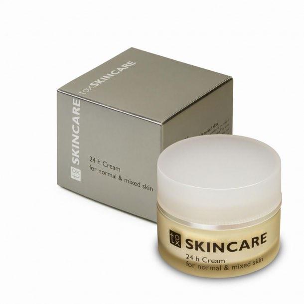 toxSKINCARE - 24h cream normal/mix skin