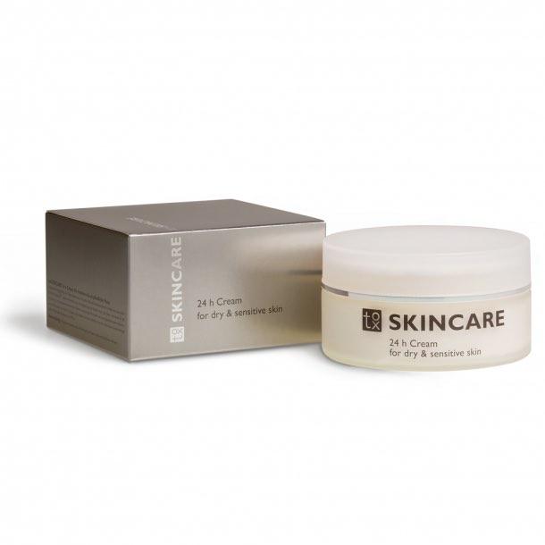 toxSKINCARE - 24h cream dry/sensitive skin/ klinikprodukt